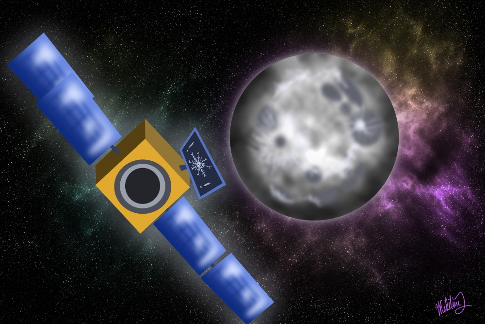 LunaH-Map will reveal details about ice deposits on the moon